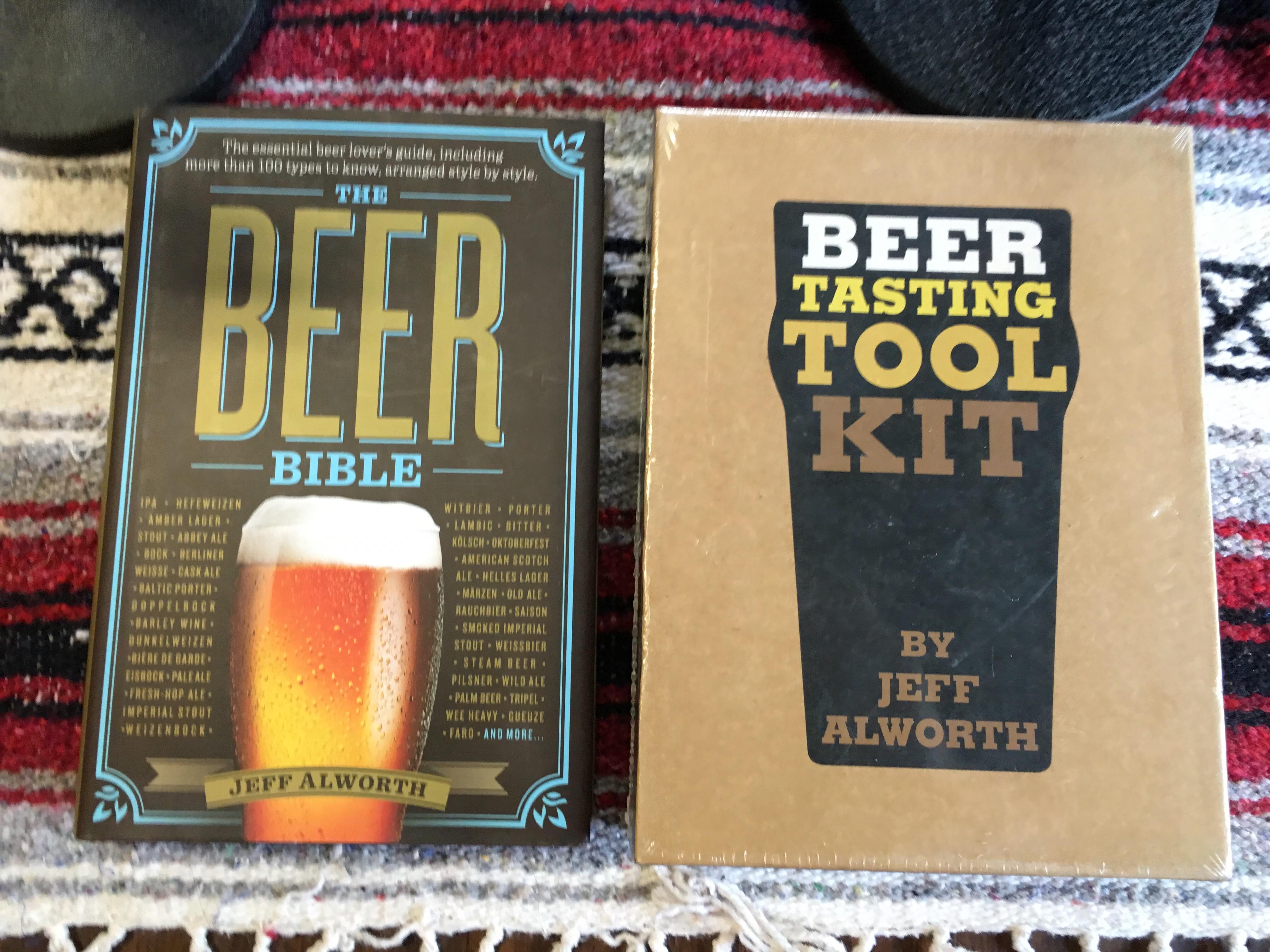 Beer Bible Jeff Alworth Portland Beer Podcast