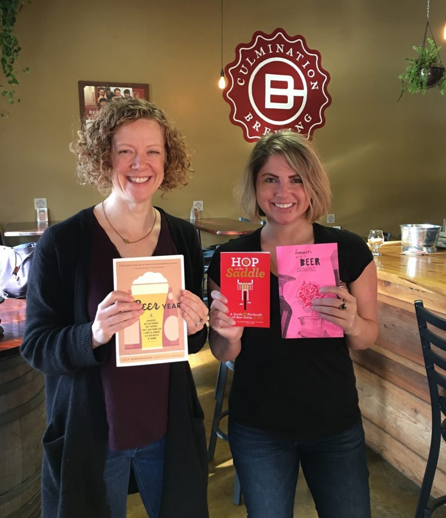 Lucy Burningham Beer Writer and Author of My Beer Year - Portland Beer Podcast Episode 18