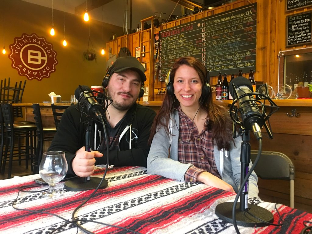 Oregon Beer Awards with Ezra Johnson-Greenough and Steph Barnhart Portland Beer Podcast Episode 22