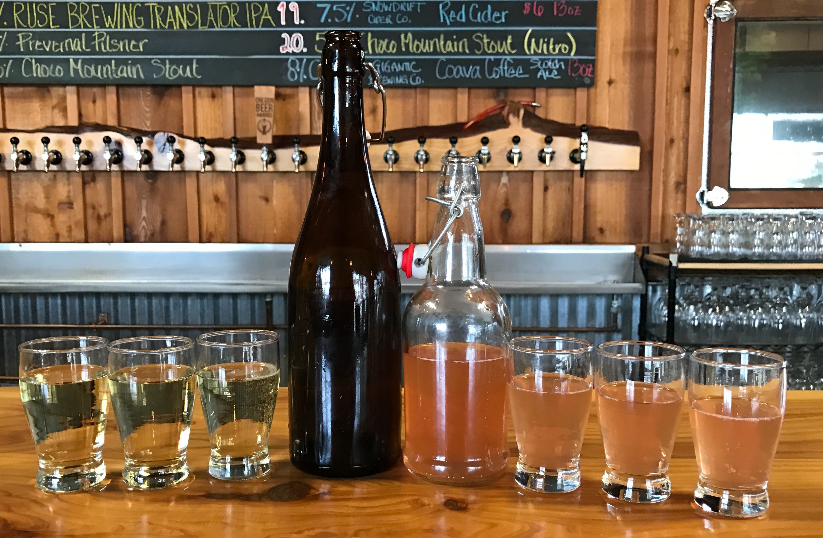 Joe Millea and Susan Swank Moulton Falls Cider House -- Portland Beer Podcast