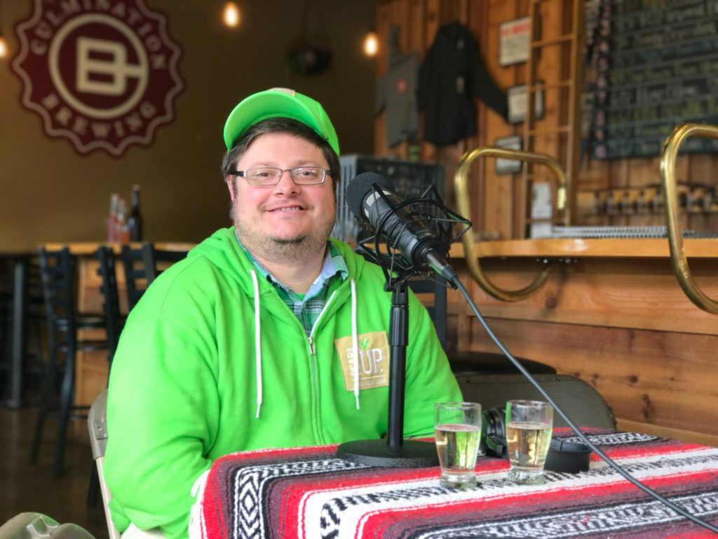 Kevin Van Reenen Pear Up Cider - Portland Beer Podcast Episode 33