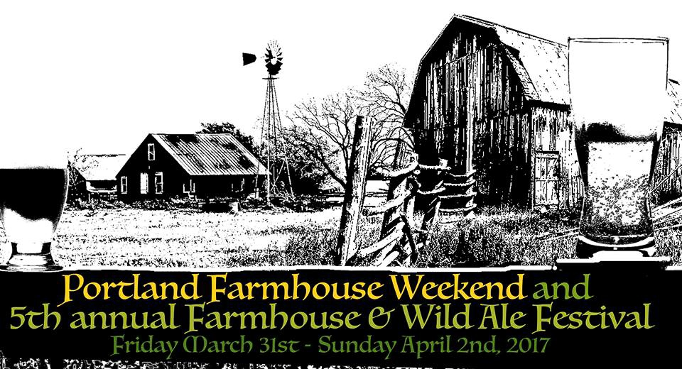 Ezra Johnson-Greenough and Sarah Pederson Portland Farmhouse and Wild Ale Festival - Portland Beer Podcast Episode 34