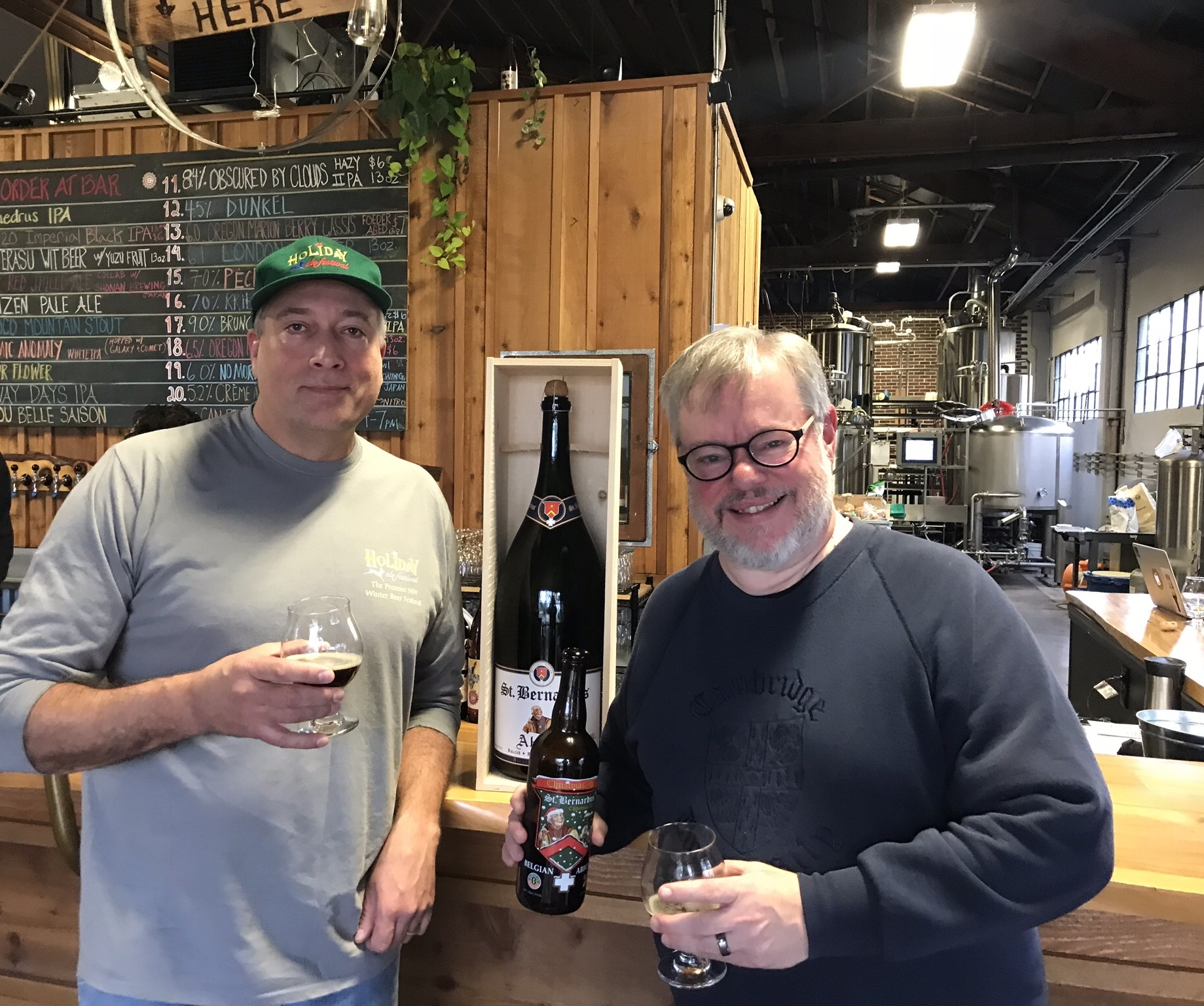 Holiday Ale Festival 101 - Portland Beer Podcast Episode 53