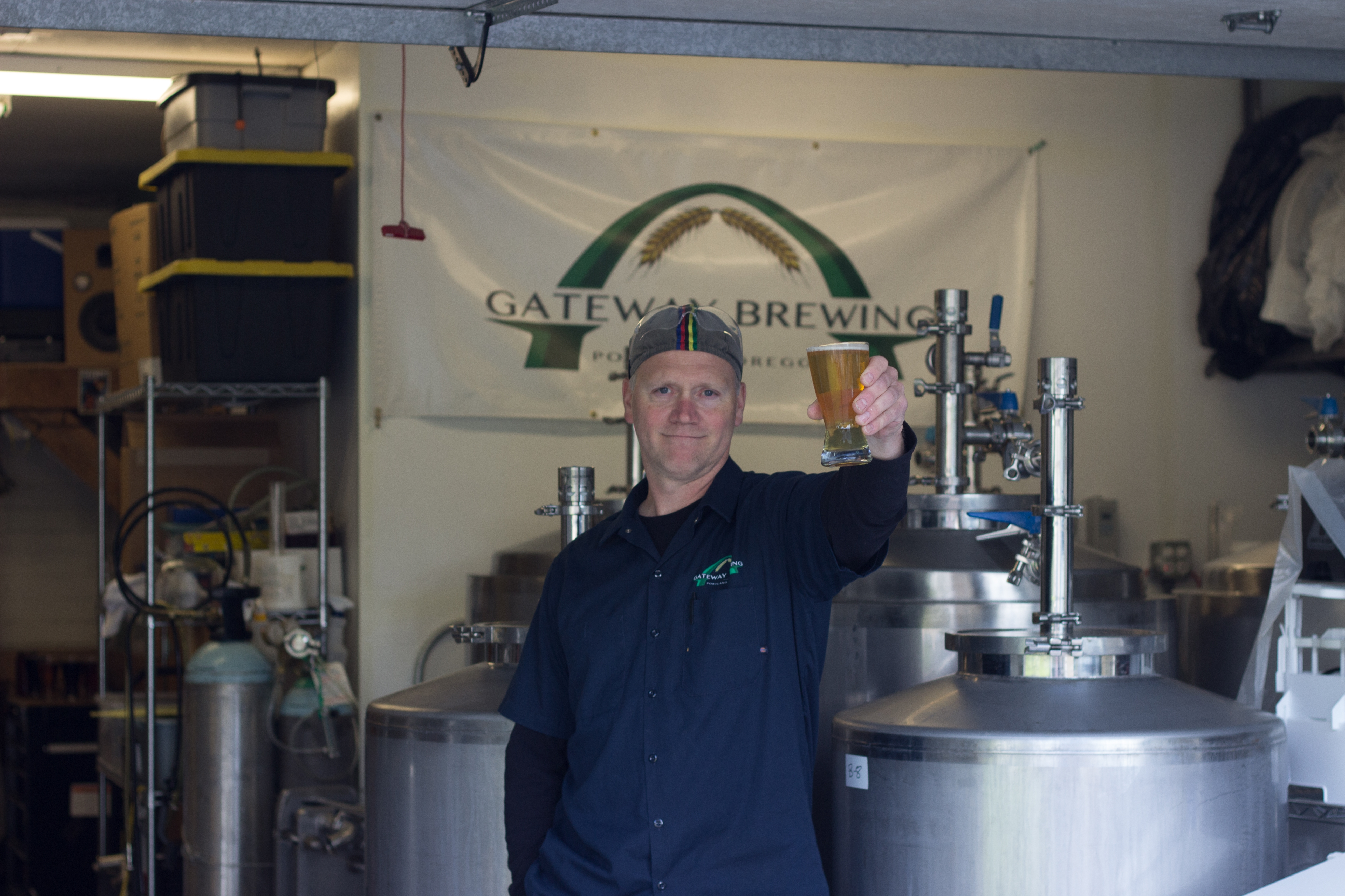 Joel Sheley Gateway Brewing - Portland Beer Podcast Episode 57