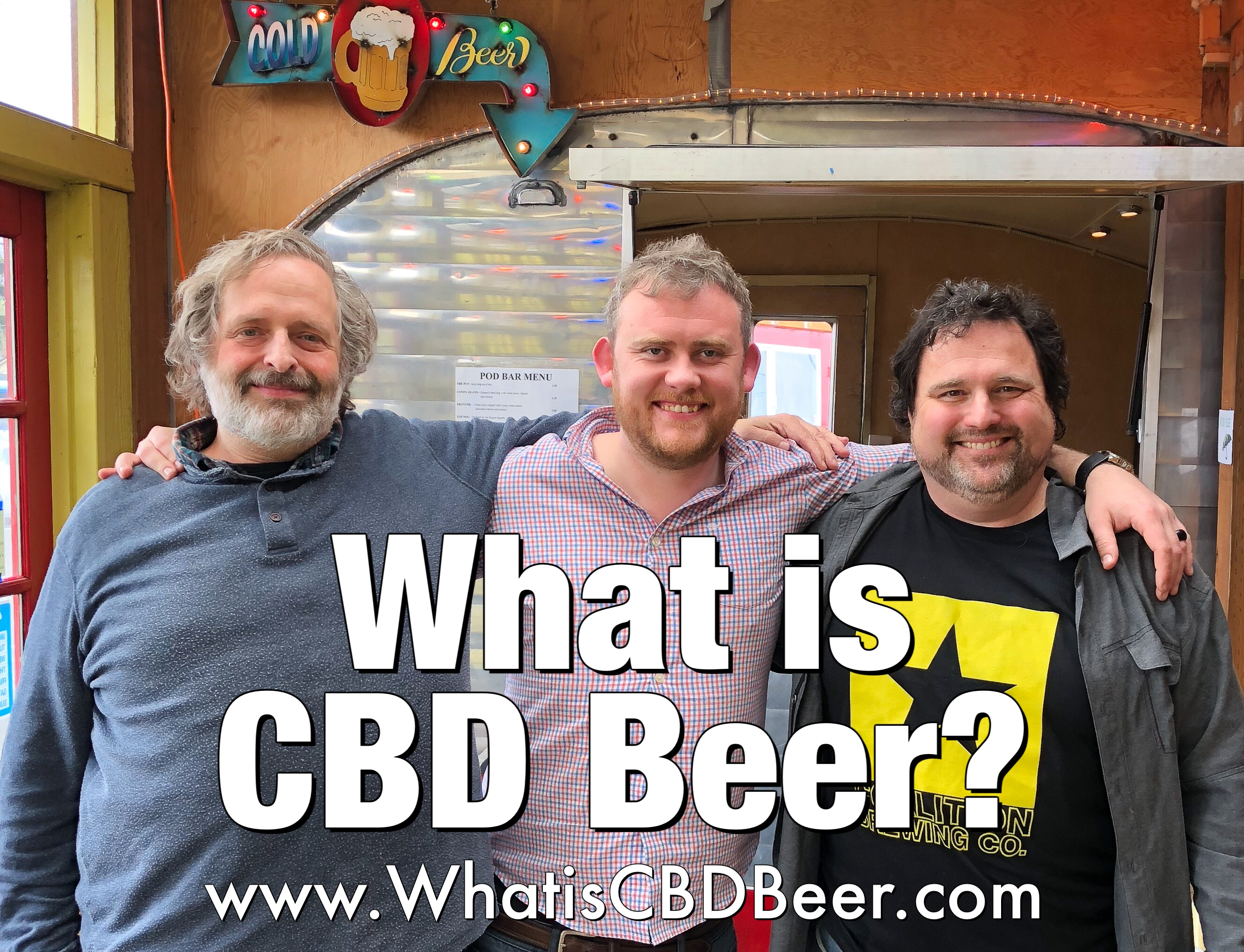 What is CBD Beer? – Portland Beer Podcast episode 65