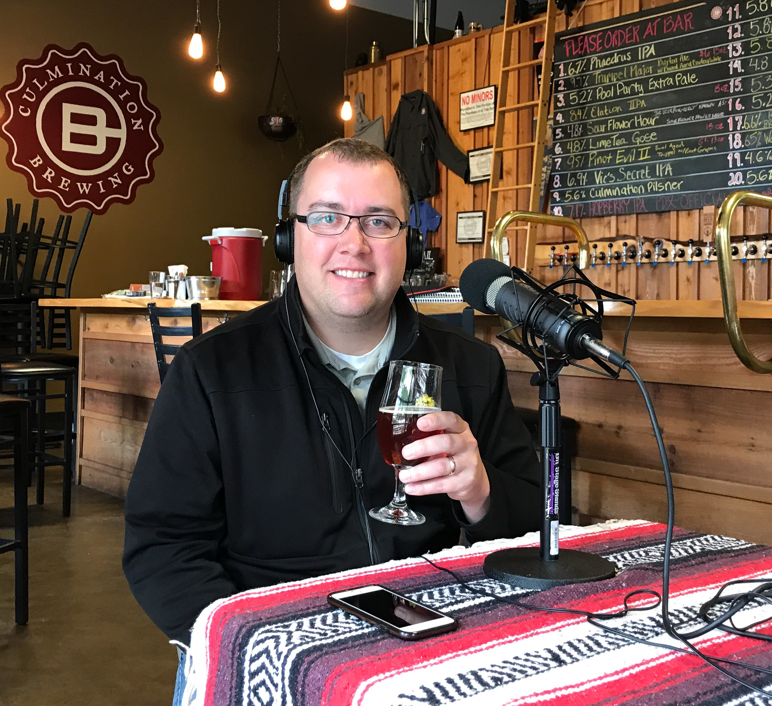 Sam Holloway The Brewery Professor and Co-Founder Crafting a Strategy - Portland Beer Podcast Episode 62
