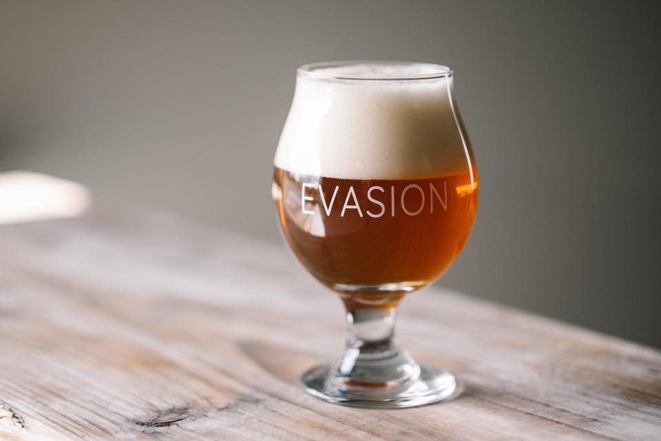 Ben Acord Evasion Brewing - Portland Beer Podcast episode 74 by Steven Shomler