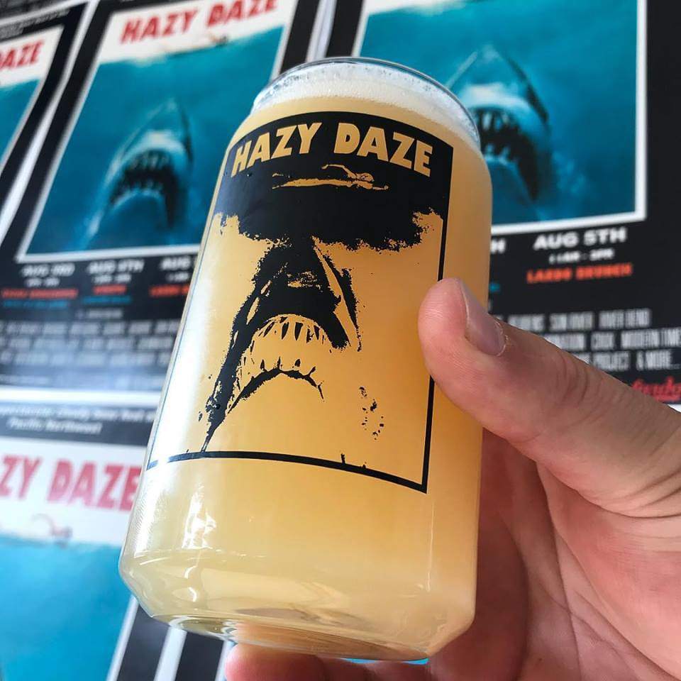 Hazy Daze 2018 Preview with Nick Schuurman Lardo PDX, and Eric Russ Pono Brewing - Portland Beer Podcast episode 78 by Steven Shomler