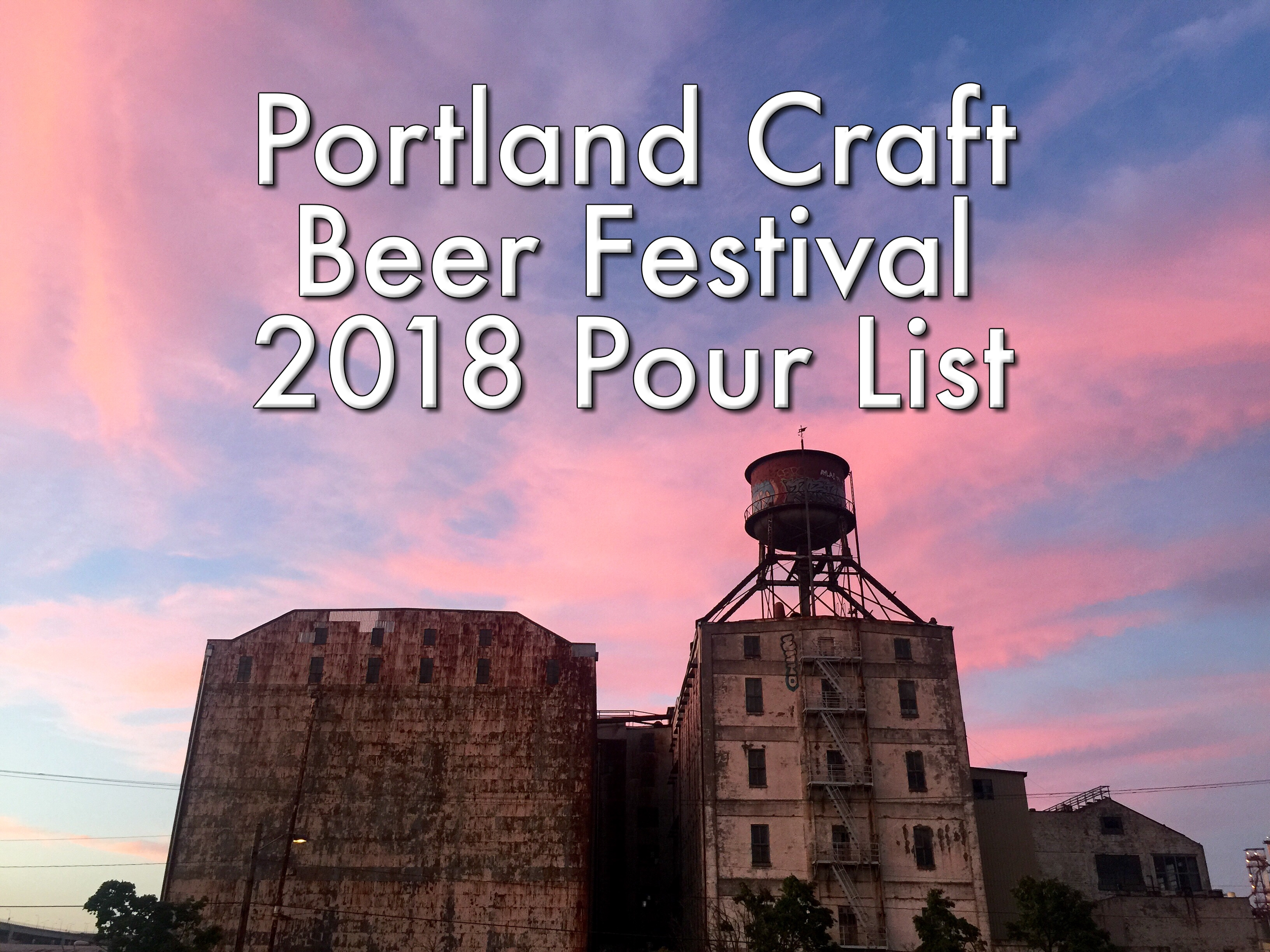 Portland Craft Beer Festival 2018 Preview - Portland Beer Podcast episode 72 by Steven Shomler-116.jpg