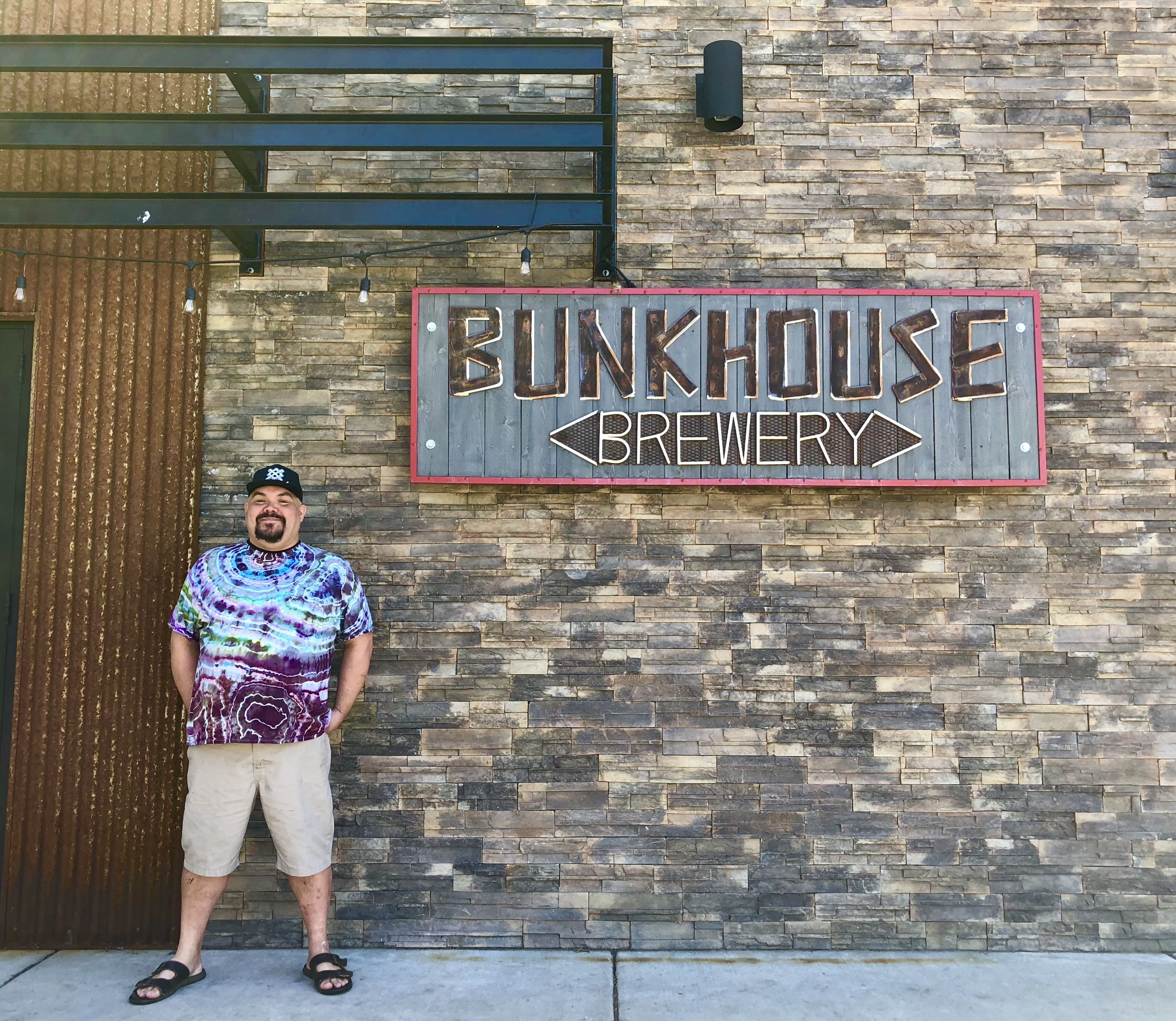 Nicholas Velasquez Bunkhouse Brewery - Portland Beer Podcast episode 83 by Steven Shomler