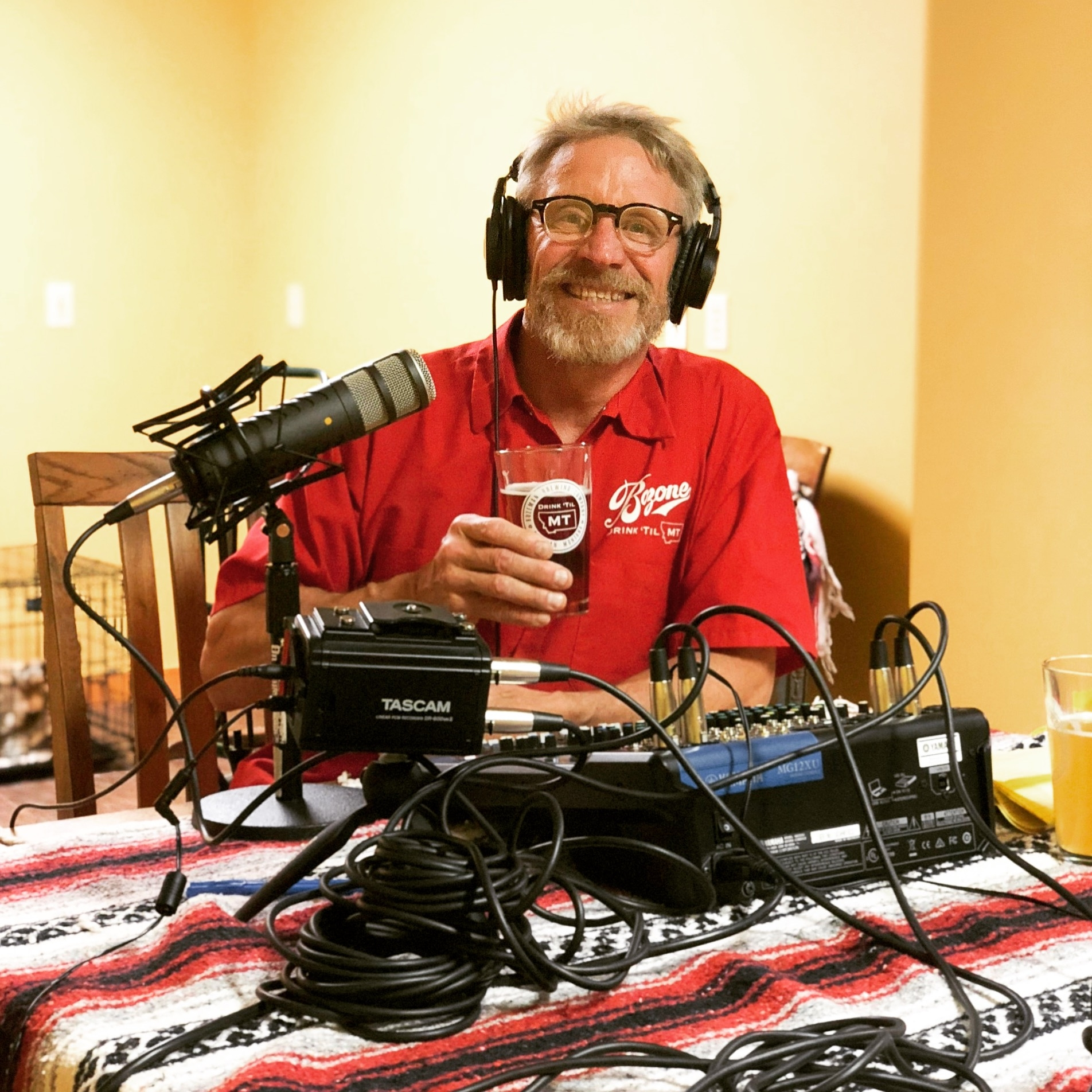 Todd Scott Bozeman Brewing Company Portland Beer Podcast episode 87 by Steven Shomler