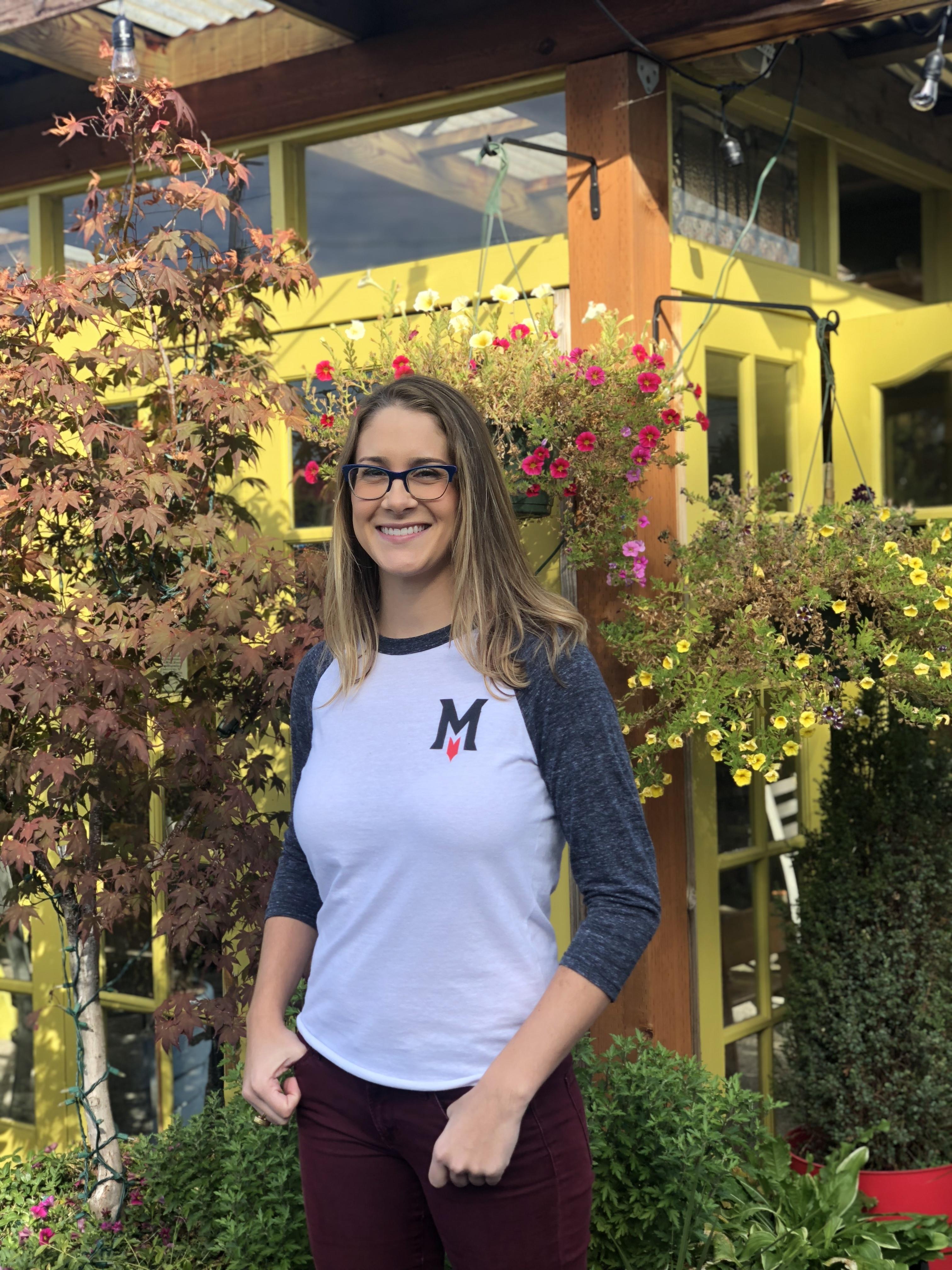 Holly Amlin PDXBeerGirl Portland Beer Podcast episode 89 by Steven Shomler