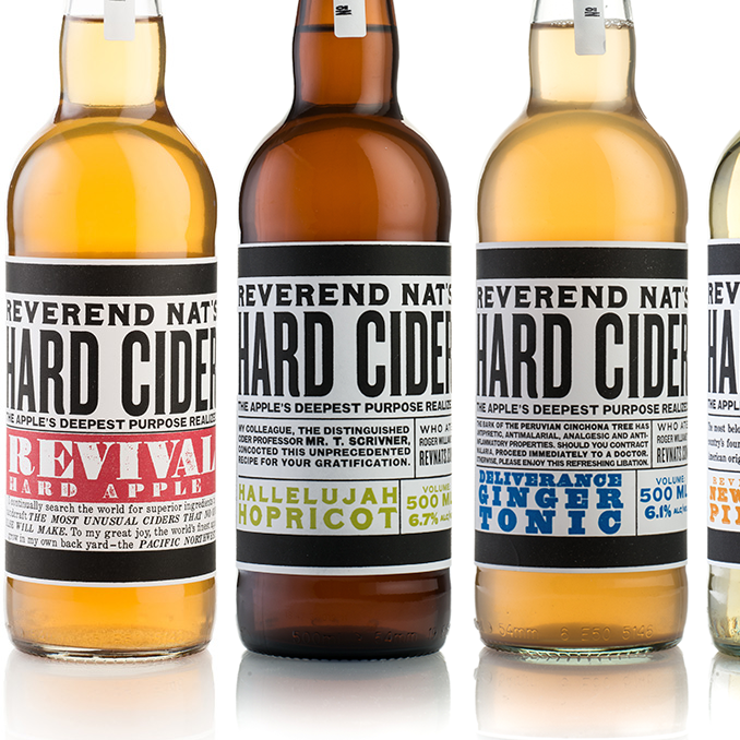 Nat West Reverend Nat's Hard Cider Why OrchestratedBEER? – Portland Beer Podcast Episode 95