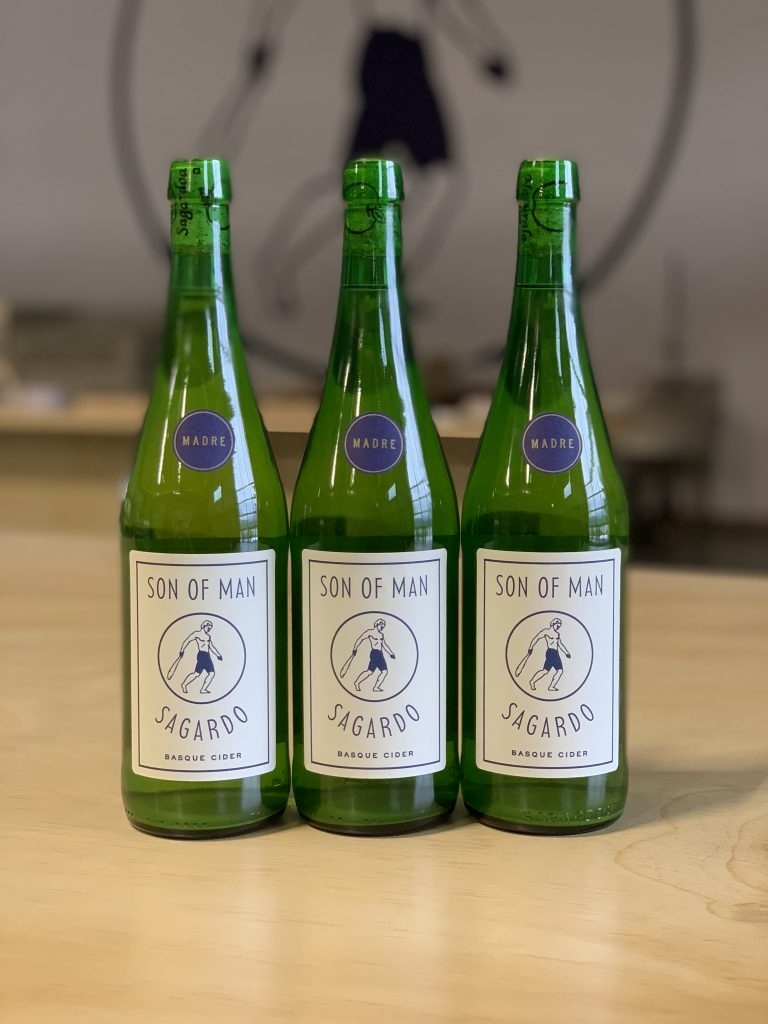 Jasper Smith Son Of Man Sagardo Cider - Portland Beer Podcast Episode 99 by Steven Shomler