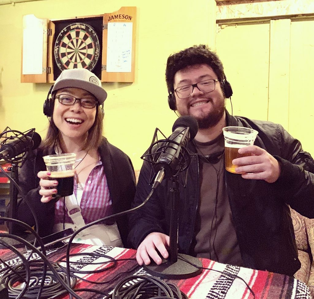 Angela Shen & Justin Oba Passport on Tap - Portland Beer Podcast Episode 103 by Steven Shomler