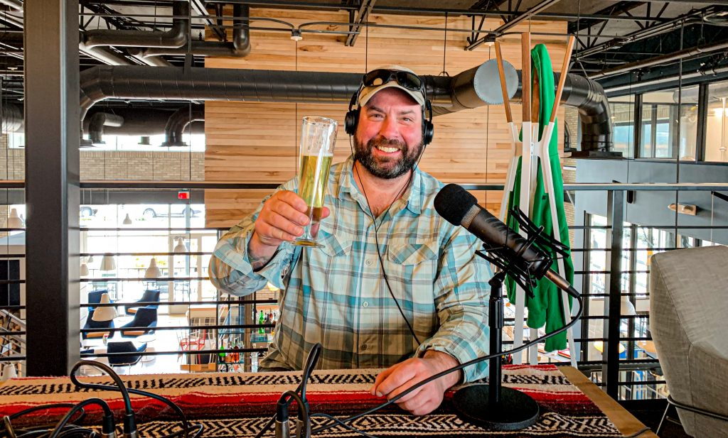 Bozeman Montana Greg Papp Head Brewer Lost Dakota Brewing For Nordic Brew Works – Portland Beer Podcast Episode 109 by Steven Shomler