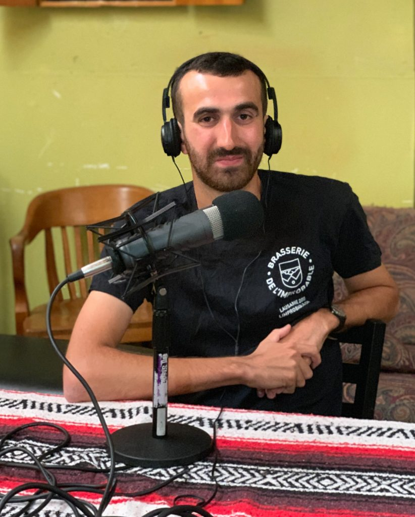 Noé de Preux Brasserie de l'Improbable - Portland Beer Podcast Episode 106