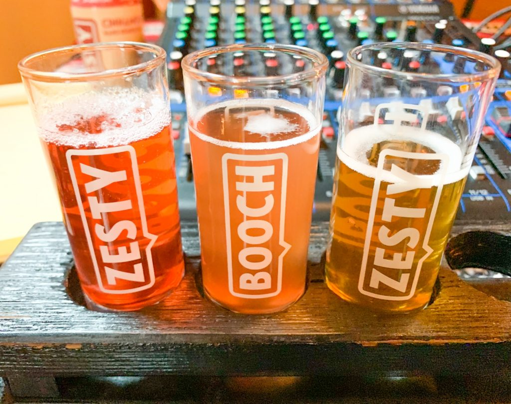 "John ""Griff"" Griffith Dean's Zesty Booch– Portland Beer Podcast Episode 111 by Steven Shomler"