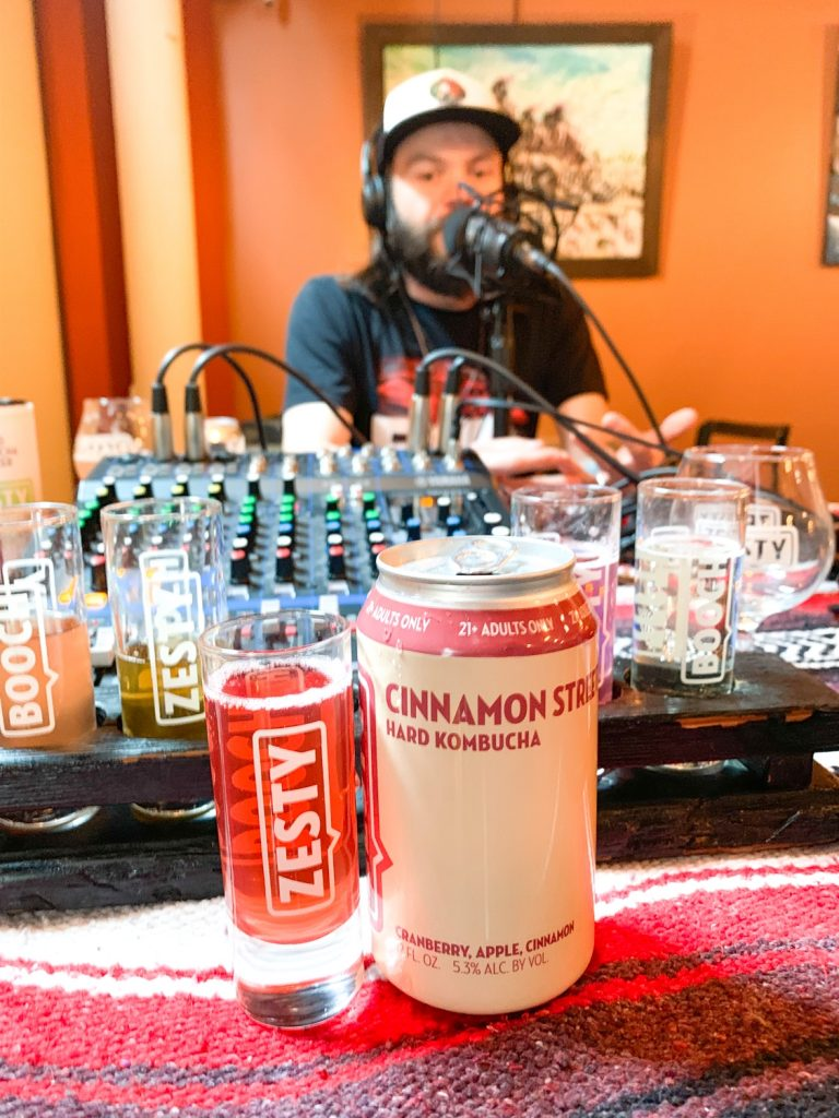 "John ""Griff"" Griffith Dean's Zesty Booch– Portland Beer Podcast Episode 111 by Steven Shomler"