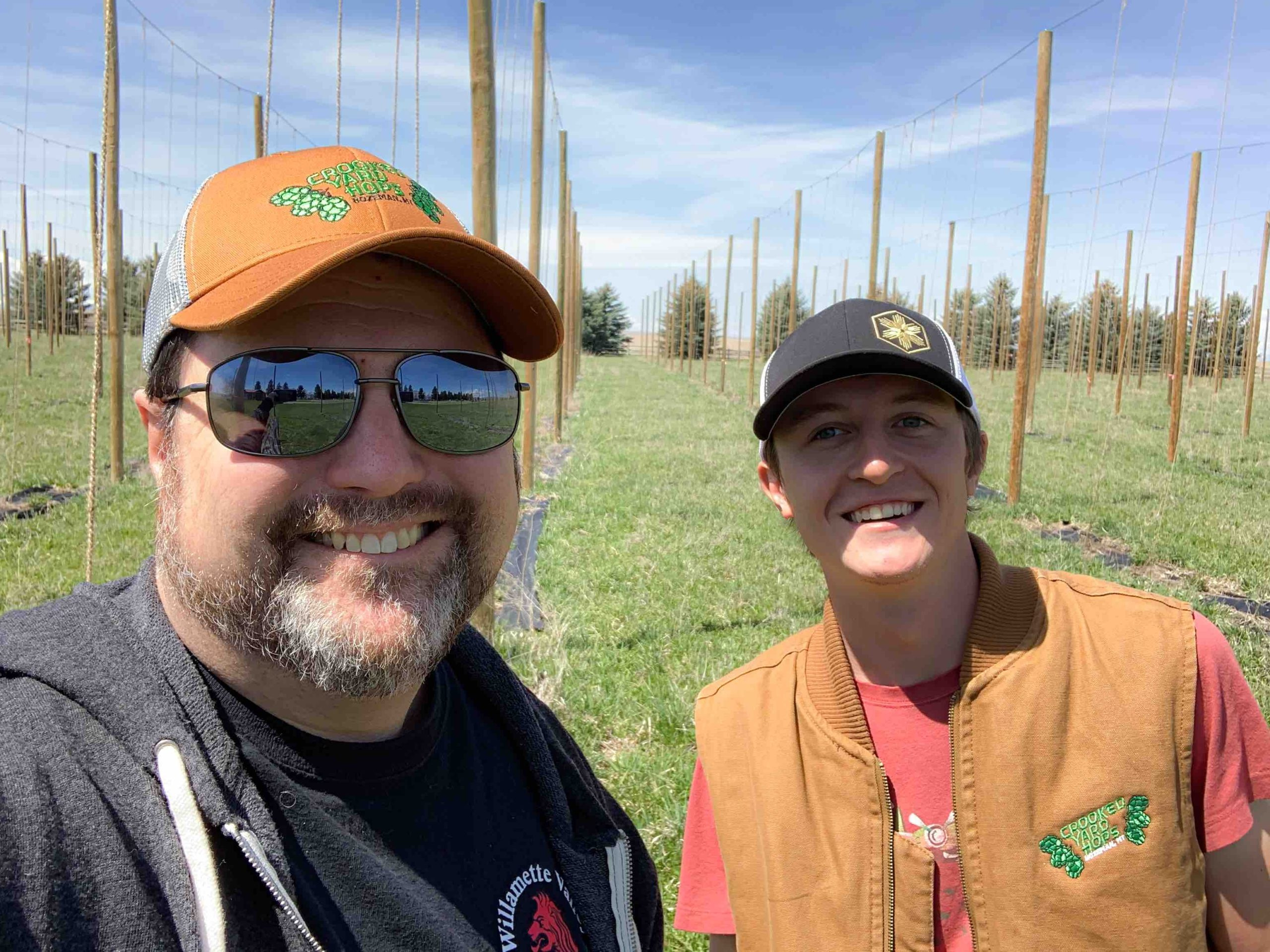 Jake TeSelle Crooked Yard Hops – Portland Beer Podcast Episode 112 by Steven Shomler
